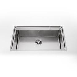 Spülen | Küchenspülbecken | ALPES-INOX Srl