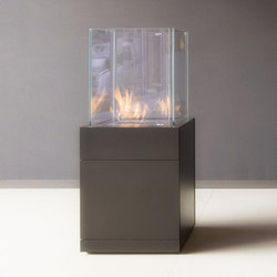 Babele | Cheminées sans fumée au bioéthanol | antoniolupi