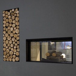 Filoskema | Wood burning stoves | antoniolupi