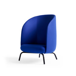 Easy Nest Chair | Lounge chairs | +Halle