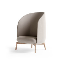 Easy Nest Chair | Fauteuils d'attente | +Halle
