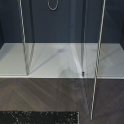 Zerostone | Shower trays | antoniolupi