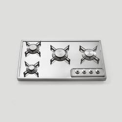 Placas De Coccion - Placas De Cocción De Apoyo | Placas de cocina | ALPES-INOX