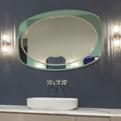 Luxor | Bath mirrors | antoniolupi