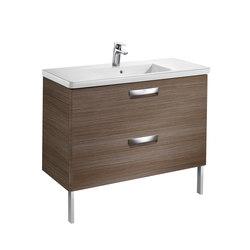 The Gap | Unik | Wash basins | ROCA
