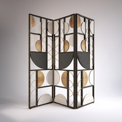 Screen Tiffany | Folding screens | Rossato