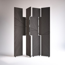 Screen Hudson | Folding screens | Rossato