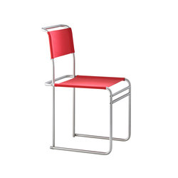 B40 Breuer-Chair | Visitors chairs / Side chairs | TECTA
