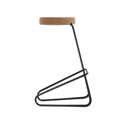 CC3 Cantilever stool | Bar stools | TECTA