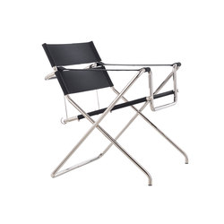 D4 Bauhaus Foldable armchair | Lounge chairs | TECTA
