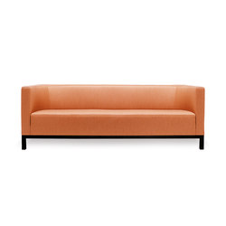 Alex Sofa | Lounge sofas | Neue Wiener Werkstätte