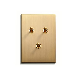 Keypad | 82 X 117 | 3 INV | Toggle switches | Meljac distributed by LVL-USA
