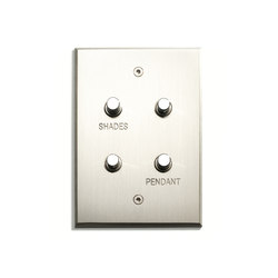 Keypad | 82 X 117 | 4 BP | Push-button switches | Meljac distributed by LVL-USA