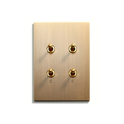 Keypad | 82 X 117 | 4 INV | Toggle switches | Meljac distributed by LVL-USA