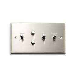 Keypad | 1 INV + 2 BP + 2 INV | Push-button switches | Meljac distributed by LVL-USA