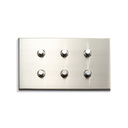 Keypad | 82 X 144 | 6 BP | Interruptores pulsadores | Meljac distributed by LVL-USA