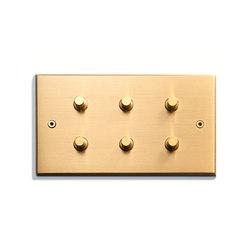 Keypad | 82 X 144 | 6 BP | Interruptores pulsadores | Meljac distributed by LVL-USA