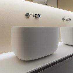 Poggio | Wash basins | antoniolupi