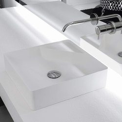 Simplo | Wash basins | antoniolupi