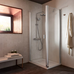 Ura | L2 shower screen | Duschkabinen | ROCA