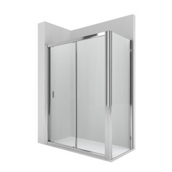 Ura | LF shower screen | Shower screens | ROCA