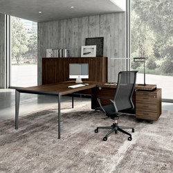 X9 | Bureaux de direction | Quadrifoglio Office Furniture