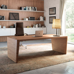 X10 | Executive desks | The Quadrifoglio Group
