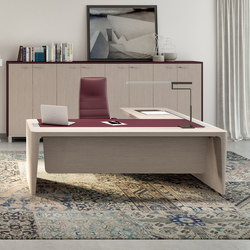 X10 | Direktionstische | Quadrifoglio Office Furniture