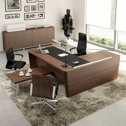 X10 | Escritorios ejecutivos | Quadrifoglio Office Furniture
