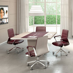 X10 | Meeting room tables | Quadrifoglio Office Furniture