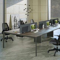 X5 | Desks | Quadrifoglio Group