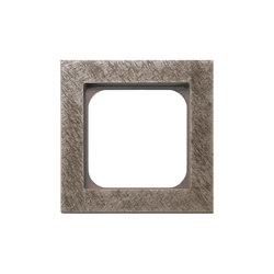Frame 1-New Fer Forge Grey | Socket outlets | Basalte