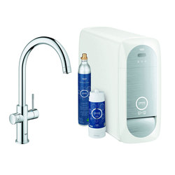 GROHE Blue Home C-spout Starter kit | Kitchen taps | GROHE