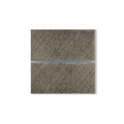 Sentido switch - fer forgé grey - 2-way | KNX-Systems | Basalte