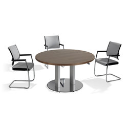 iMOVE-C Conference desk | Meeting room tables | LEUWICO