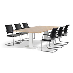 iMOVE-C Conference desk | Conference tables | LEUWICO