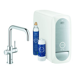 GROHE Blue Home U-spout Starter kit | Kitchen taps | GROHE