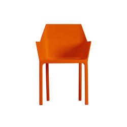 Mem Chaise | Chaises polyvalentes | Kristalia