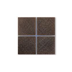 Sentido Schalter - Fer Forgé Bronze - 4-Fach | KNX-Systeme | Basalte