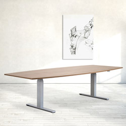 SPINE-O | Conference tables | LEUWICO