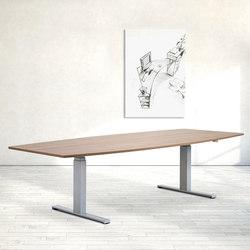 SPINE-O | Tables de conférence | LEUWICO