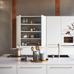 Unit | Composition 2 | Fitted kitchens | Cesar Arredamenti