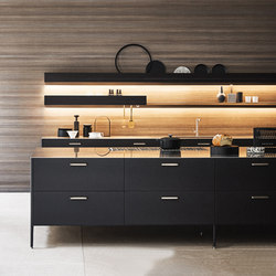 Unit | Composition 3 | Fitted kitchens | Cesar Arredamenti