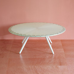 Shamsian Misirah coffee table | Tables basses | Bethan Gray