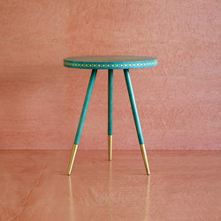 Shamsian Stud side table | Side tables | Bethan Gray