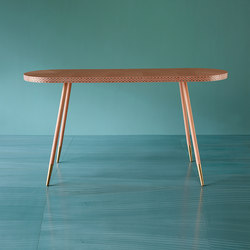 Shamsian Paua console table | Console tables | Bethan Gray