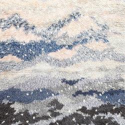 Vintage Swedish Rya Rug by Rut Beskow | Rugs / Designer rugs | Nazmiyal Rugs