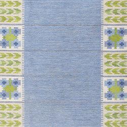 Vintage Swedish Kilim by Berit Woelfer | Rugs | Nazmiyal Rugs