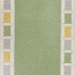 Vintage Swedish Kilim by Birgitt Sodergren | Formatteppiche / Designerteppiche | Nazmiyal Rugs