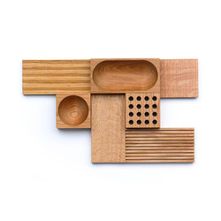 Meterware | Inserts | Shelves | TECTA